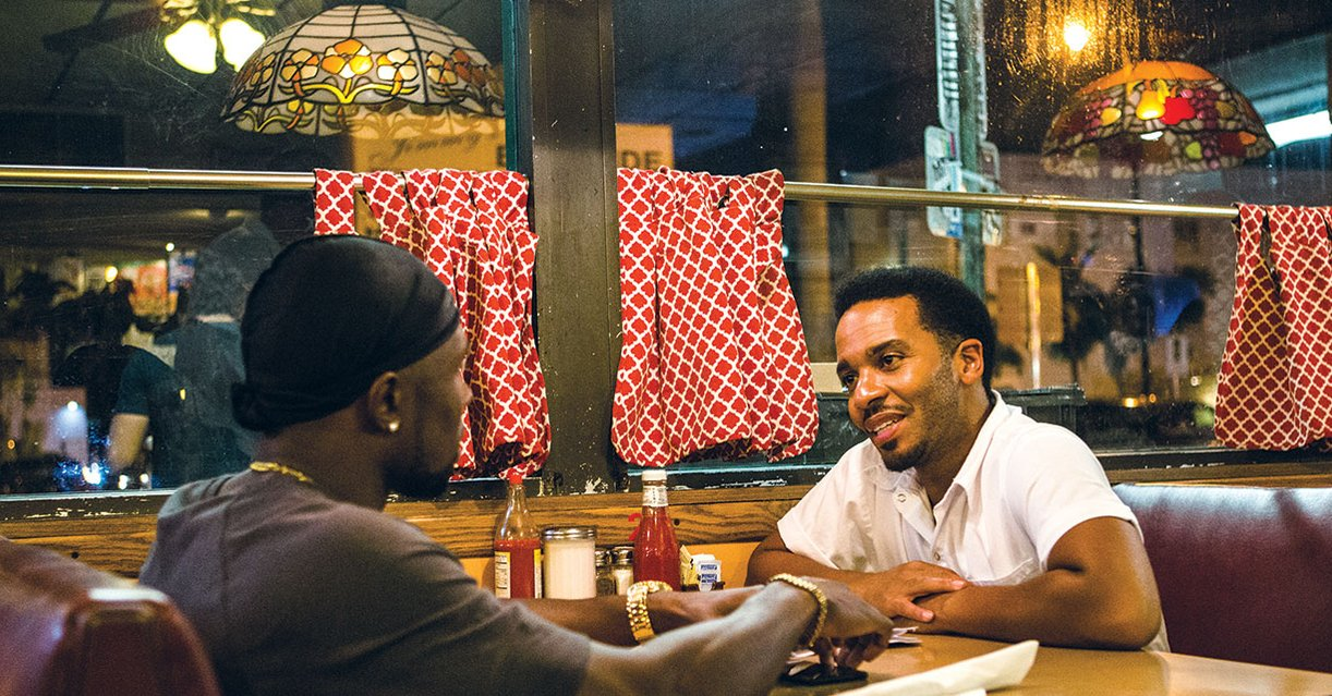 proxy - Feature: Moonlight Interview with Barry Jenkins and Tarell Alvin McCraney @BandryBarry @moonlighmov @A24