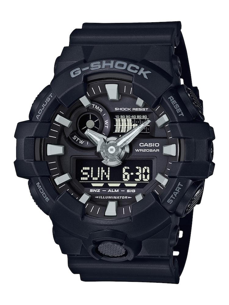 GA 700 1B JF DR - #STYLEWATCH: Casio G-SHOCK GA700 @GShock_US #GSHOCK