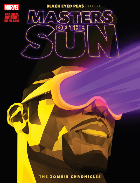 bep 540x703 - Black Eyed Peas Debut Original Graphic Novel, Master of the Sun @bep @iamwill @DamionScott2 #comics