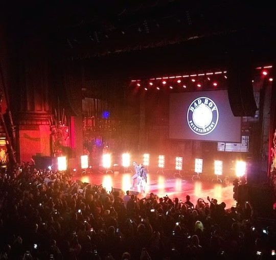 20170427 220511 540x509 - Event Recap: Puff Daddy & The Family @Tribeca Premiere & Performance @BadBoyEnt @diddy #tribeca2017 #cantstopwontstop