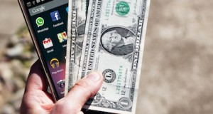 mobile phone money banknotes us dollars 163069 300x160 - Why are mobile phones a huge part of gaming?