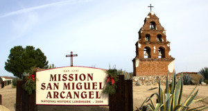 mission san miguel 300x160 - A Look at the Oldest Places in the USA
