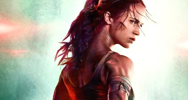 Tomb Raider Poster featured 620x330 - Tomb Raider- Trailer @tombraider