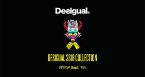 desigual1 300x160 - Desigual SS18 @desigual #NYFW #DesigualCouture