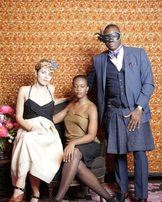 23251743 - Event Recap: 3rd Annual MoCADA Masquerade Ball @MoCADA @BAM_Brooklyn