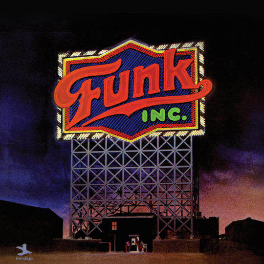 FUNK INC 5x5 RGB 540x540 - Top Shelf Series : The 3 Pieces'Vibes Of Truth and Funk Inc. limited edition #vinyl @jazzdispensary