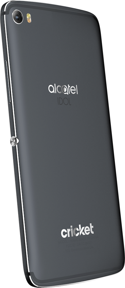 Idol5 metal Cricket p2 metal gray - Alcatel releasing Idol 5 Android phone and new #VR headset @ALCATEL1TOUCH @Cricketnation