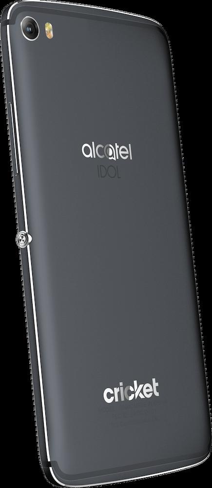 Idol5 metal Cricket p2 metal gray - Review: Alcatel Idol 5 @ALCATEL1TOUCH @Cricketnation