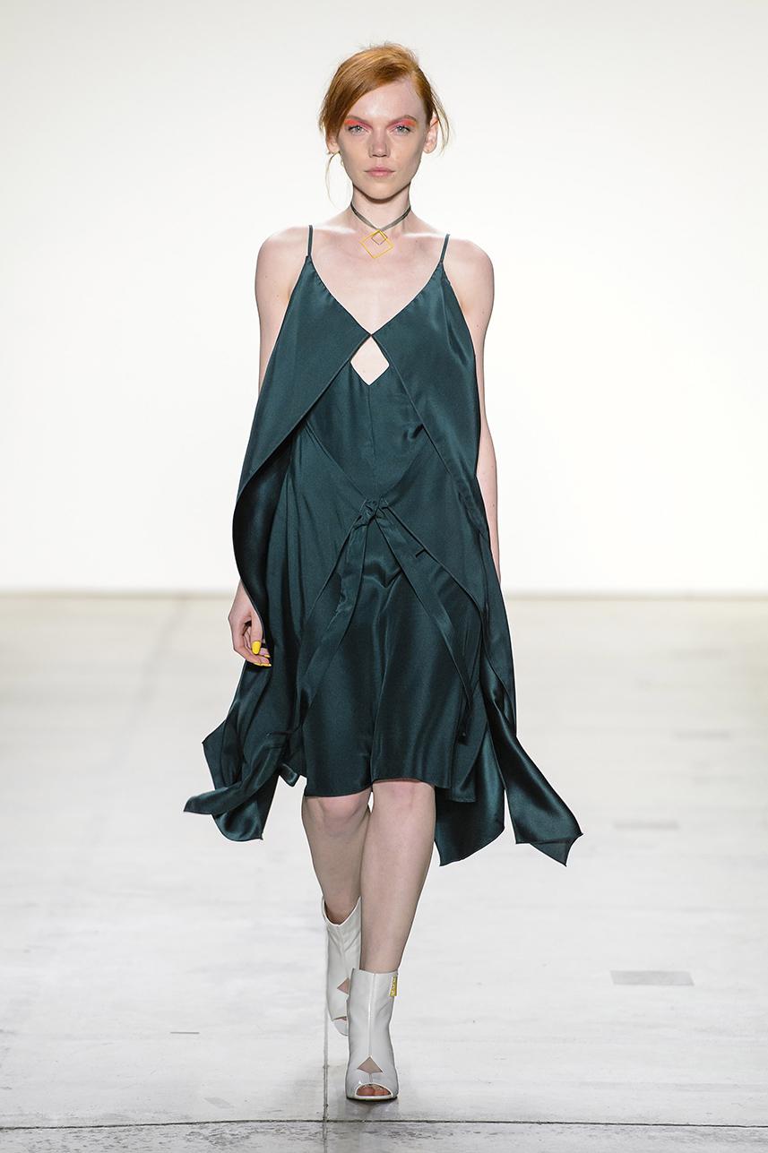 Leanne Marshall New York Fashion Week