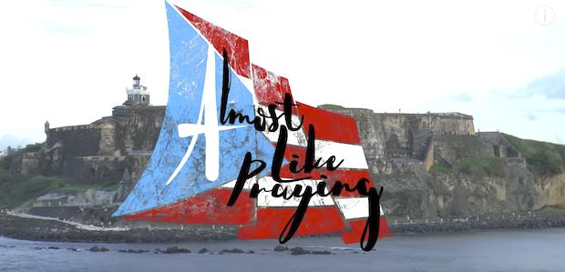 Screen Shot 2017 10 06 at 5.52.28 PM 620x299 - Lin-Manuel Miranda - Almost Like Praying feat Artists for #PuertoRico @Lin_Manuel