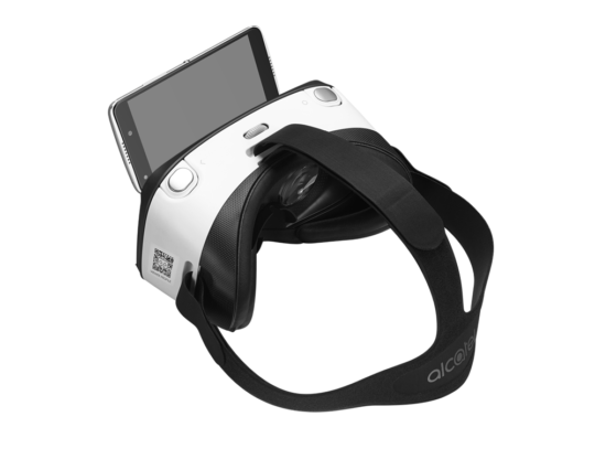 UNI 360 Goggles 2 540x426 - Alcatel releasing Idol 5 Android phone and new #VR headset @ALCATEL1TOUCH @Cricketnation