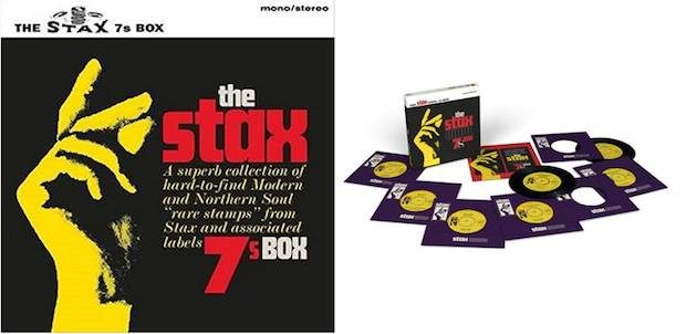 image001 18 620x302 - The Stax 7s Box' - limited-edition #vinyl box set release