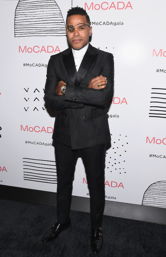 unnamed 29 540x836 - Event Recap: 3rd Annual MoCADA Masquerade Ball @MoCADA @BAM_Brooklyn