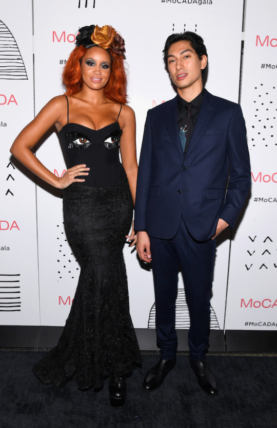 unnamed 33 540x832 - Event Recap: 3rd Annual MoCADA Masquerade Ball @MoCADA @BAM_Brooklyn