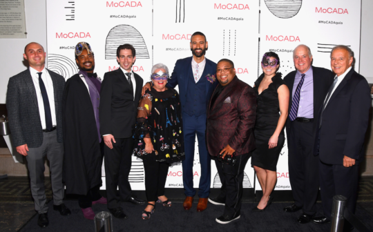 unnamed 39 540x336 - Event Recap: 3rd Annual MoCADA Masquerade Ball @MoCADA @BAM_Brooklyn
