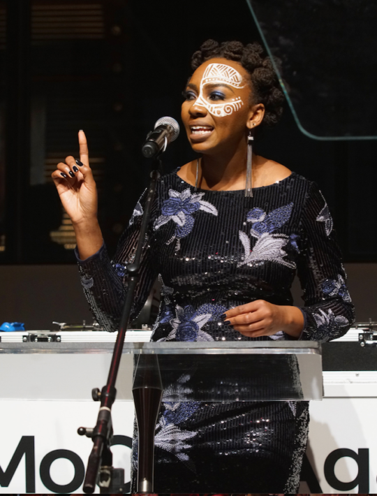 unnamed 41 540x710 - Event Recap: 3rd Annual MoCADA Masquerade Ball @MoCADA @BAM_Brooklyn