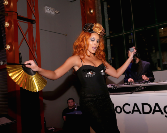 unnamed 45 540x431 - Event Recap: 3rd Annual MoCADA Masquerade Ball @MoCADA @BAM_Brooklyn