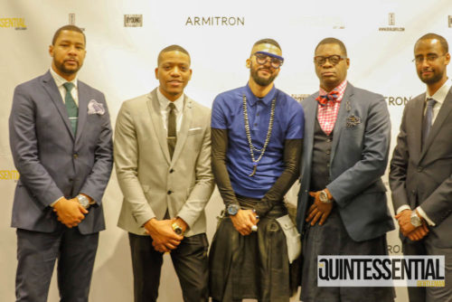 QG Cover Release Party 106 1 1 500x334 - Event Recap: The Quintessential Gentleman Cover Release Party @theqgentleman @ArmitronWatches @giantstheseries