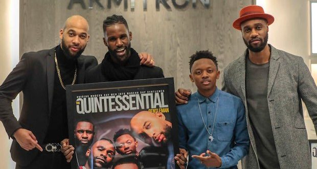 QG Cover Release Party 14 copy 620x330 - Event Recap: The Quintessential Gentleman Cover Release Party @theqgentleman @ArmitronWatches @giantstheseries