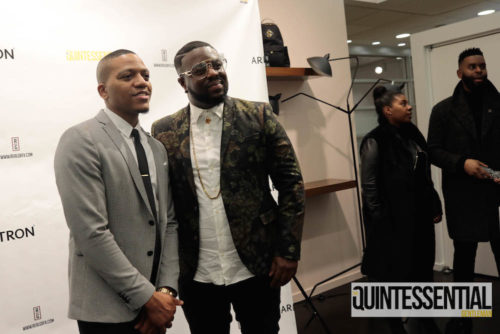 QG Cover Release Party 432 500x334 - Event Recap: The Quintessential Gentleman Cover Release Party @theqgentleman @ArmitronWatches @giantstheseries