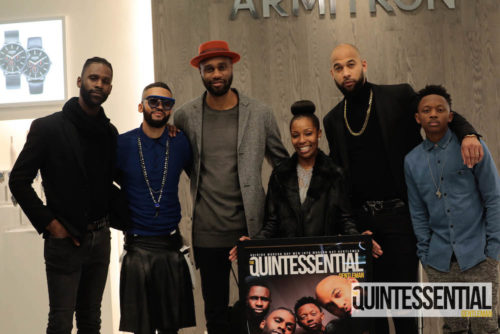 QG Cover Release Party 631 500x334 - Event Recap: The Quintessential Gentleman Cover Release Party @theqgentleman @ArmitronWatches @giantstheseries