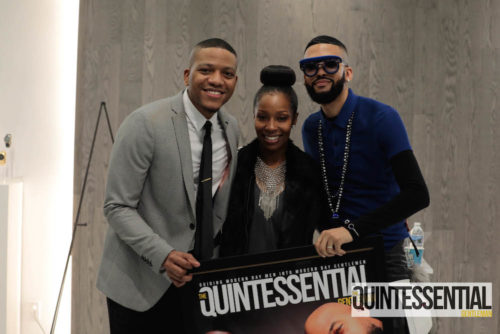 QG Cover Release Party 709 500x334 - Event Recap: The Quintessential Gentleman Cover Release Party @theqgentleman @ArmitronWatches @giantstheseries