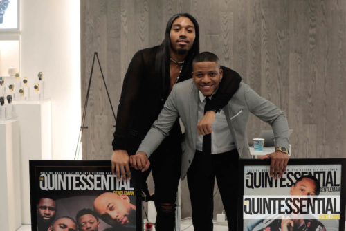 QG Cover Release Party 723 500x334 - Event Recap: The Quintessential Gentleman Cover Release Party @theqgentleman @ArmitronWatches @giantstheseries