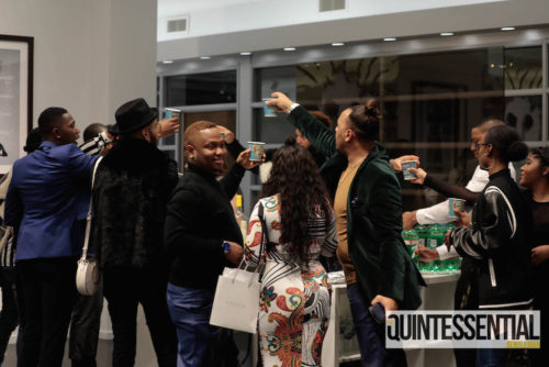 QG Cover Release Party 830 500x334 - Event Recap: The Quintessential Gentleman Cover Release Party @theqgentleman @ArmitronWatches @giantstheseries