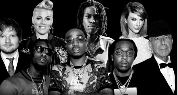 grammy 620x330 - Complete List of Grammy Nominees 2018 @RecordingAcad @GRAMMYAdvocacy @MusiCares @GRAMMYMuseu #Grammys