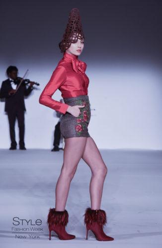 Bahmardi Style FWNY FW18 Watermark 2 of 26 326x500 - Bahmardi FW18 @BahmardiCouture @Stylefw #nyfw #couture