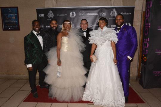 DSC 0865 540x361 - Event Recap: Harlem Haberdashery 5th Annual Masquerade Ball @HaberdasheryNYC @CrownRoyal #HH2018Ball #TakeCareOfHarlem #harlem #nyc