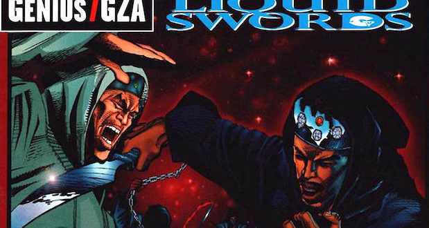 Genius GZA Liquid Swords 1 619x330 - GZA - LIQUID SWORDS reissued on #vinyl by @urbanxlegends @TheRealGZA