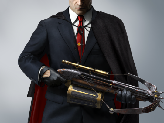 HS Halloween 1080 540x405 - Hitman Sniper hits 10 Million players and is now free for to play for a limited time @squareenixusa @SquareEnixMtl #hitmansniper