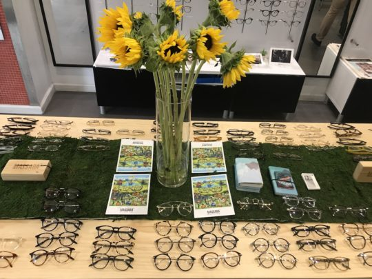 IMG 1467 540x405 - Event Recap: Massada Art Show and Eyewear Debut @MassadaEyewear
