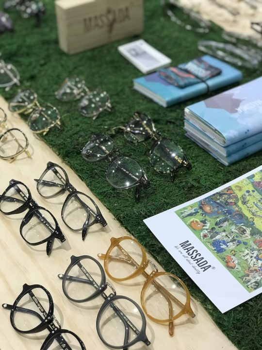 IMG 1502 540x720 - Event Recap: Massada Art Show and Eyewear Debut @MassadaEyewear