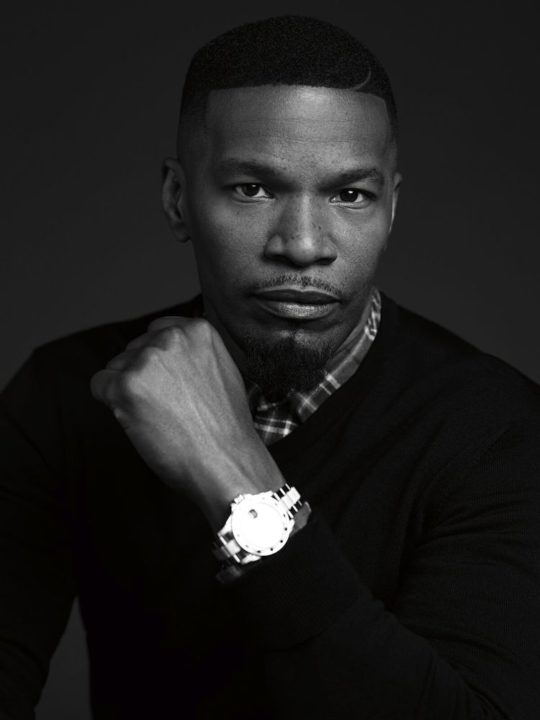 Jamie Foxx Headshot 540x720 - Steven Spielberg, Al Pacino, Jamie Foxx, Sarah Jessica Parker And More Announced As Part of Tribeca Film Festival @Tribeca @iamjamiefoxx #Tribeca2018