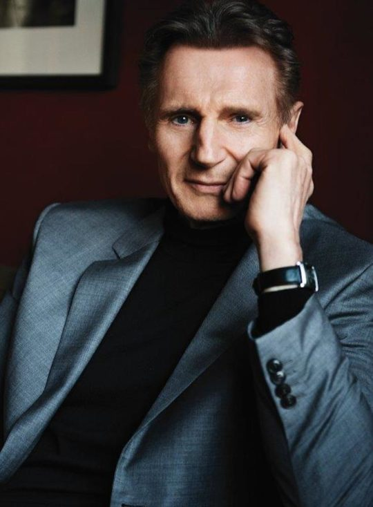 Liam Neeson Headshot Photo Credit James Mooney 540x734 - Steven Spielberg, Al Pacino, Jamie Foxx, Sarah Jessica Parker And More Announced As Part of Tribeca Film Festival @Tribeca @iamjamiefoxx #Tribeca2018