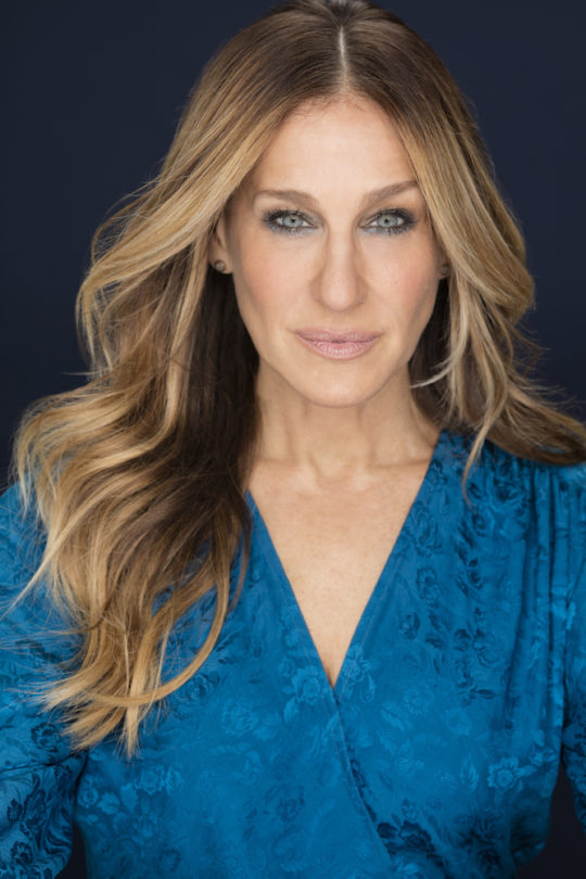 Sarah Jessica Parker Headshot 540x810 - Steven Spielberg, Al Pacino, Jamie Foxx, Sarah Jessica Parker And More Announced As Part of Tribeca Film Festival @Tribeca @iamjamiefoxx #Tribeca2018