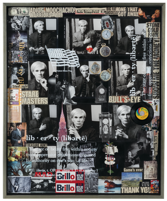 01 Peter Tunney ODE preview 540x651 - The Lost Warhols Exhibit by Karen Bystedt May 1-22, 2018 @karenbystedt @godslovenyc #AndyWarhol