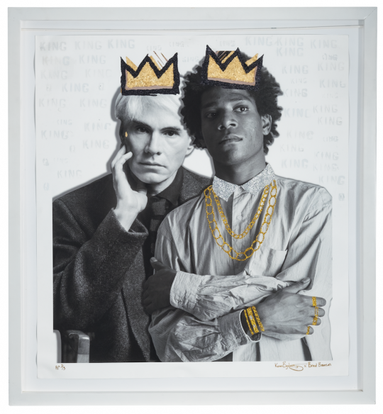 02 Kings preview 540x584 - The Lost Warhols Exhibit by Karen Bystedt May 1-22, 2018 @karenbystedt @godslovenyc #AndyWarhol