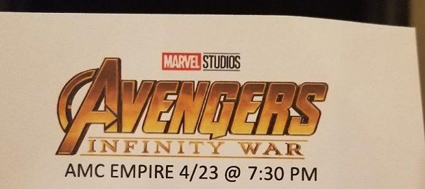 20180423 191557 620x276 - Avengers: Infinity War Review #nospoilers #AvengerInfinityWar @Avengers #InfinityWar