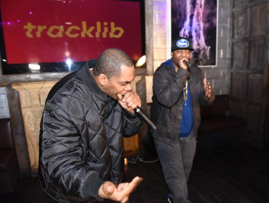 EPMD Performance 1 540x408 - Event Recap: EPMD performs at Tracklib's Global Launch Event @epmd @iAmErickSermon @PMDofEPMD @Tracklib