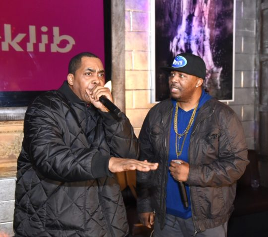 EPMD Performance 2 540x477 - Event Recap: EPMD performs at Tracklib's Global Launch Event @epmd @iAmErickSermon @PMDofEPMD @Tracklib