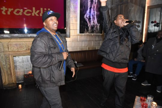 EPMD Performance 4 540x360 - Event Recap: EPMD performs at Tracklib's Global Launch Event @epmd @iAmErickSermon @PMDofEPMD @Tracklib