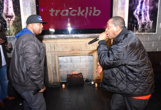 EPMD Performance 540x369 - Event Recap: EPMD performs at Tracklib's Global Launch Event @epmd @iAmErickSermon @PMDofEPMD @Tracklib