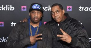 Erick Sermon and Parrish Smith from EPMD 300x160 - Event Recap: EPMD performs at Tracklib's Global Launch Event @epmd @iAmErickSermon @PMDofEPMD @Tracklib