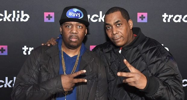 Erick Sermon and Parrish Smith from EPMD 620x330 - Event Recap: EPMD performs at Tracklib's Global Launch Event @epmd @iAmErickSermon @PMDofEPMD @Tracklib