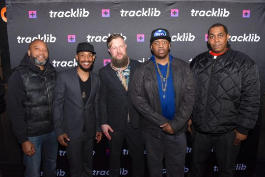 Kerry Krucial Brothers Prince Paul Pär Almqvis EPMD 540x360 - Event Recap: EPMD performs at Tracklib's Global Launch Event @epmd @iAmErickSermon @PMDofEPMD @Tracklib