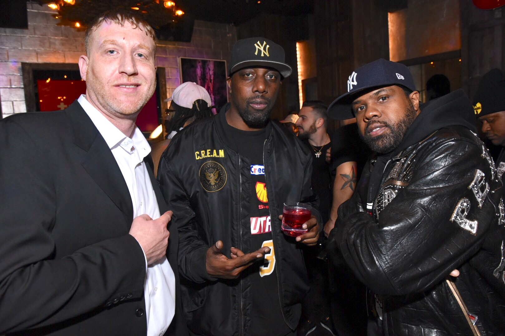 EPMD performs at Tracklib's Global Launch Event @epmd