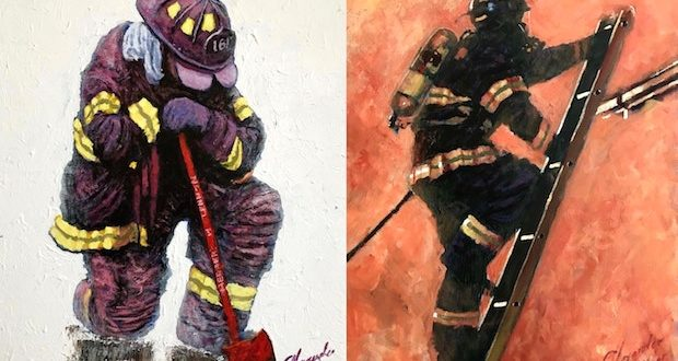 eh2 620x330 - Alexander Millar's Everyday Heroes Exhibition and Pop-Up Gallery April 4 - 20th, 2018 @vscorresponding @FDNYMuseum @AlexanderMillar @FDNY
